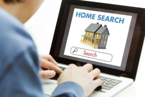 Image result for looking for homes online