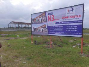 Lagos Lekki-plot of land