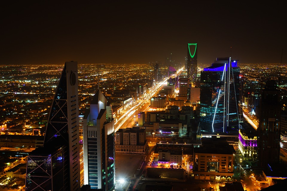 The beautiful view at Riyadh while you are thinking about real estate trends in Riyadh