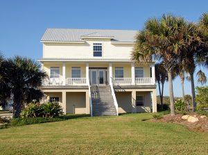 A Florida home.