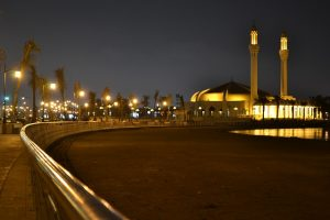 A view of Jeddah.