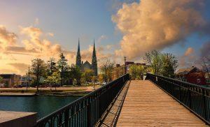 A view of Ottawa.