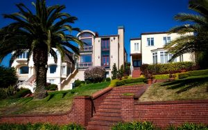 Renting housing options in a city in California