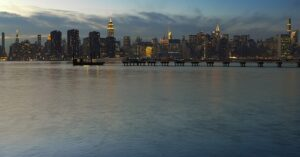 NYC skyline. Invest in the home you are selling